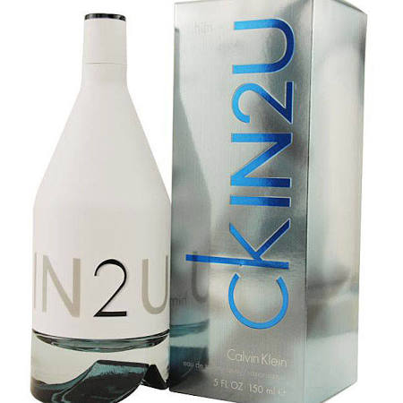 Paralux 157581 5.0 oz Calvin Klein IN2U Men EDT Spray