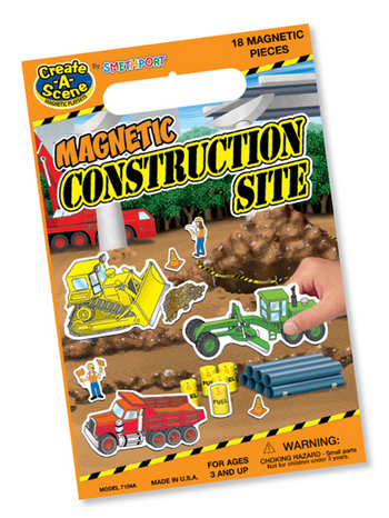 Patch Products 7104 Create-A-Scene - Construction Site
