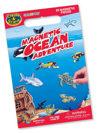 Patch Products 7109 Create-A-Scene - Ocean Adventure