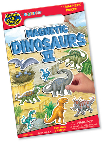 Patch Products 7131 Create-A-Scene - Dinosaur 2