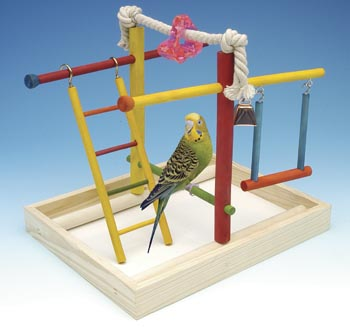 Penn Plax BA146 Bird Activity Center Medium