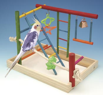 Penn Plax BA147 Bird Activity Center Large