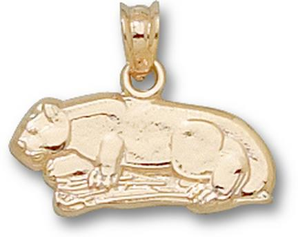 "Penn State Nittany Lions ""Full Lion Body"" Pendant - 10KT Gold Jewelry"