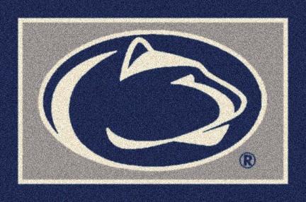 "Penn State Nittany Lions ""Logo"" 3'10""x 5'4"" Team Spirit Area Rug"