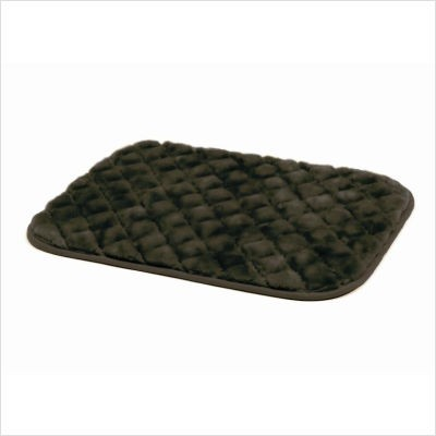Petmate Brown 41X26 Quilted Mat F3F3 - Brown