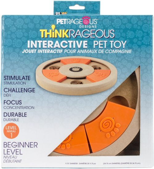 Petrageous Designs 13004P Beginner Interactive Toy