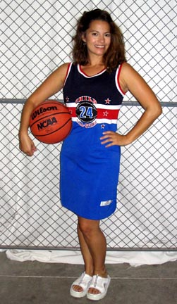 Philadelphia Ladies' Streetball All Stars Jersey Dress