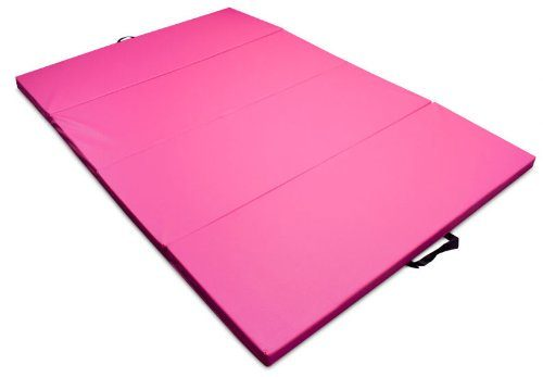 Pink Childrens and Gymnastics 4 ft. x 6 ft. Tumbling Mat