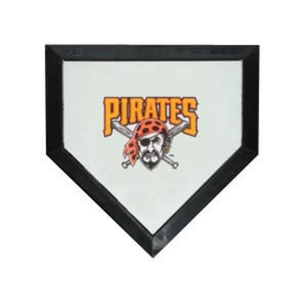 Pittsburgh Pirates Licensed Authentic Pro Home Plate from Schutt