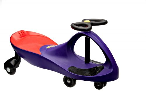 Plasmart PC140 High-Quality Abs Plastics PlasmaCar - Purple