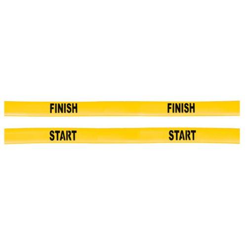 Poly Start & Finish Line Set Optic Yellow