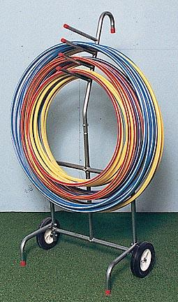 Portable Hoop Holder