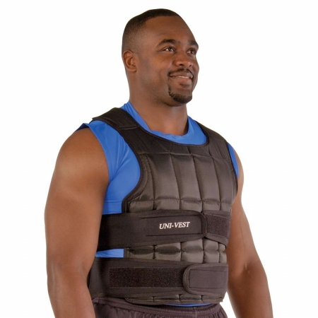 Power Systems 13082 Uni-Vest 10 lb Adjustable - Short