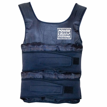 Power Systems 13227 10 lbs VersaFit Weighted Vest