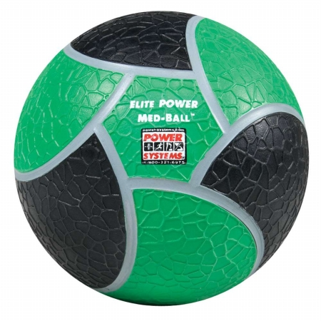 Power Systems 25215 15 lbs Elite Power Medicine Ball