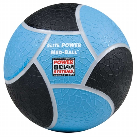 Power Systems 25218 18 lbs Elite Power Medicine Ball