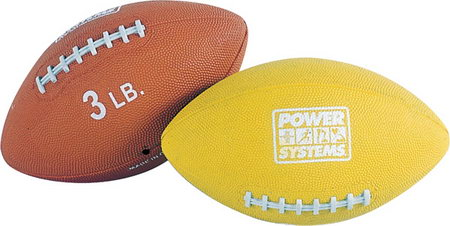 Power Systems 25354 2 lb Power Toss Football