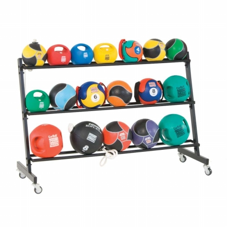 Power Systems 27188 3-Tier Med Ball Rack