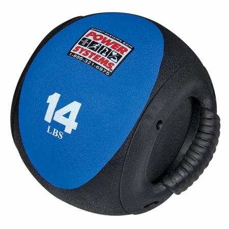 Power Systems 28314 CorBall Plus Medicine Ball 14 lbs