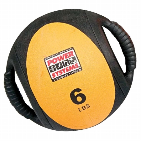 Power Systems 28316 CorBall Plus Medicine Ball 16 lbs