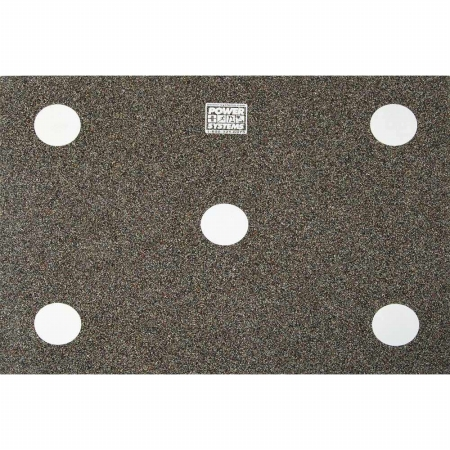 Power Systems 30700 48-1/2L x 36W x 1/2Thick Dot Drill Mat Agility Footwork Trainer