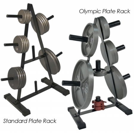 Power Systems 40440 Plate Racks - Olympic