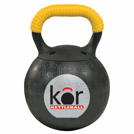 Power Systems 50178 Kor 5 Lb. Kettleball with Polypropylene Handle