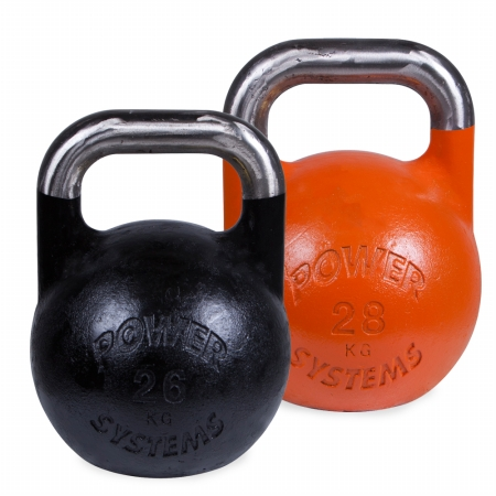 Power Systems 50490 Competition Kettlebell - Black