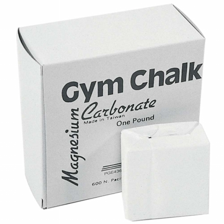 Power Systems 68090 1 lb Keep Hands Dry Gym Chalk