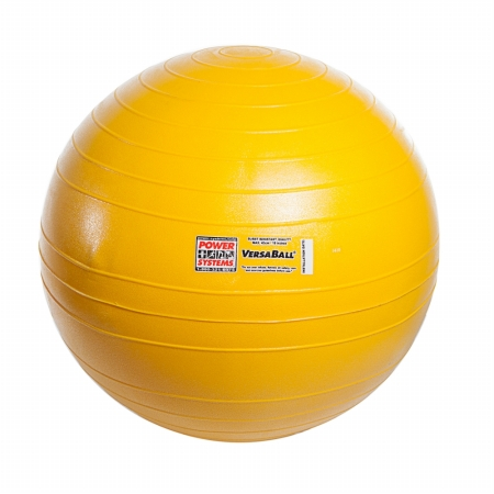 Power Systems 80010 45cm VersaBall Sunrise Stability Ball - Gold