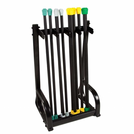Power Systems 91242 Aerobic Bar Vertical Storage Rack