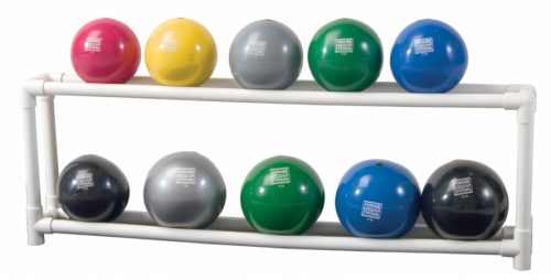 Power Systems 92575 Soft Touch Med Ball Rack