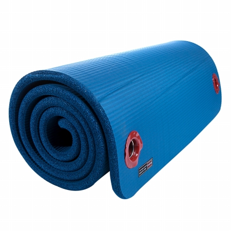 Power Systems 93828 56 x 23 x .63 Premium Hanging Club Mat - Ocean Blue