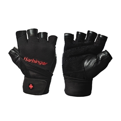 PowerSystems 65466 Harbinger Pro WristWrap Glove - Extra Large