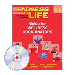 PowerSystems 78228 Fitness for Life - Elementary School Guide for Wellness Coordinators