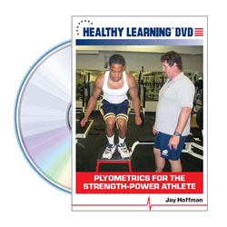 PowerSystems 78285 Plyometrics for the Strength - Power Athletes