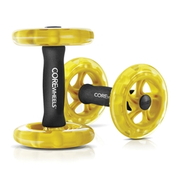 PowerSystems 92444 Corewheels - Black & Yellow