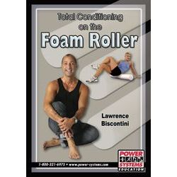 PowerSystems 97450 Total Conditioning on the Foam Roller DVD