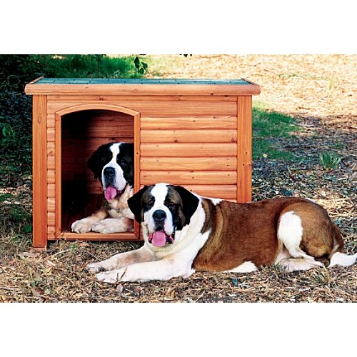 Precision Pet 2701-3LARGE Extreme Log Cabin - Large - 45.5 x 33 x 32.8 Inch