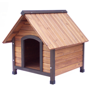 Precision Pet 2710-1SMALL Country Lodge - Small - 28 x 30 x 30 Inch