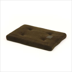 Precision Pet Products 2527-75434 SnooZZy Baby Terry Mattress Pet Bed - Chocolate - Large