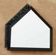 Pro Home Plate with Rubber Anchor from Markwort