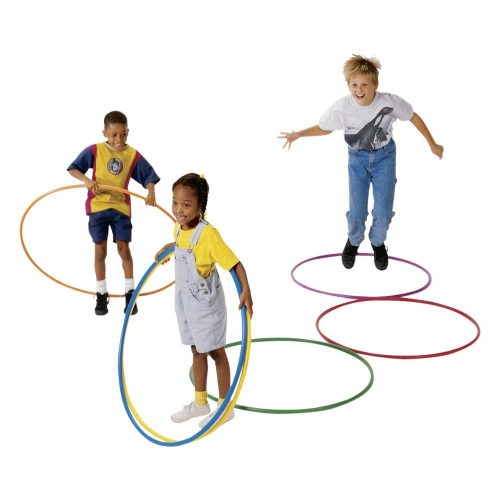 Pull Buoy 009560 Pull-Buoy Deluxe Hoops 30 In. Set - 12