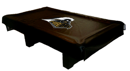 Purdue Boilermakers MVP Universal Fit Billiard Table Cover