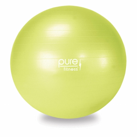 Pure Global Brands 8615FB Fitness 55cm Exercise Ball