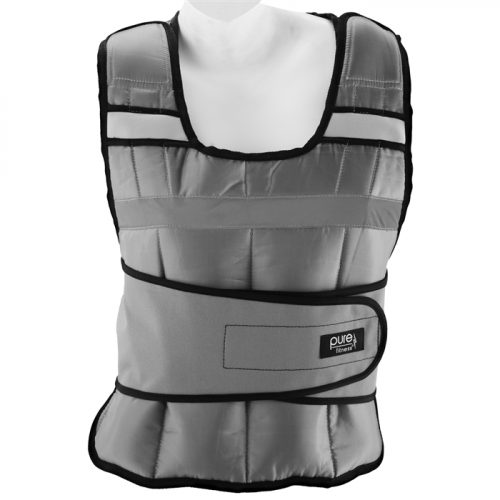 Pure Global Brands 8635WV Fitness Adjustable Weighted Vest 20 lbs.