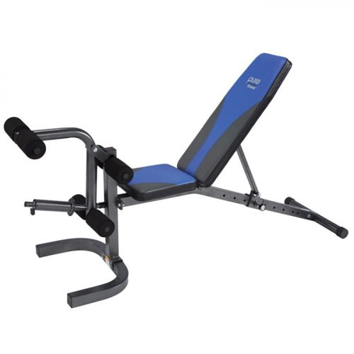 Pure Global Brands 8639FID Fitness Fid Weight Bench