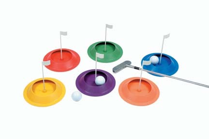 Putt-O-Cups Set (2 Sets of 6, Total of 12)