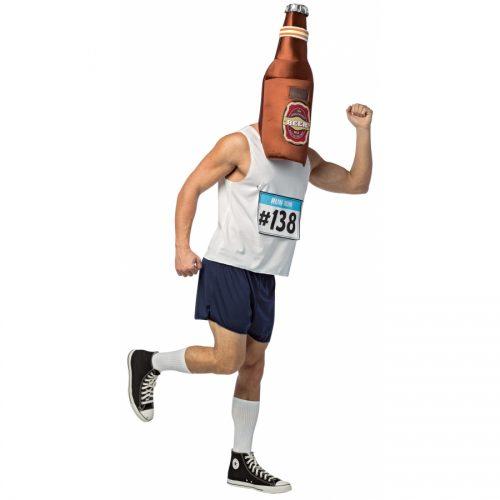 Rasta Imposta GC6537 Beer Run Adult Costume Multicolor - One Size