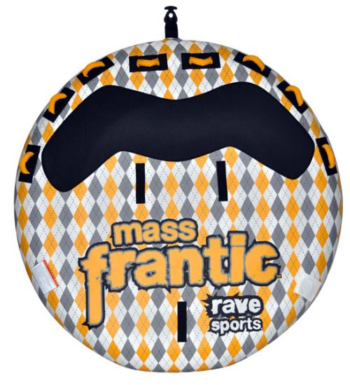 Rave Sport 02408 Mass Frantic Rider Towable